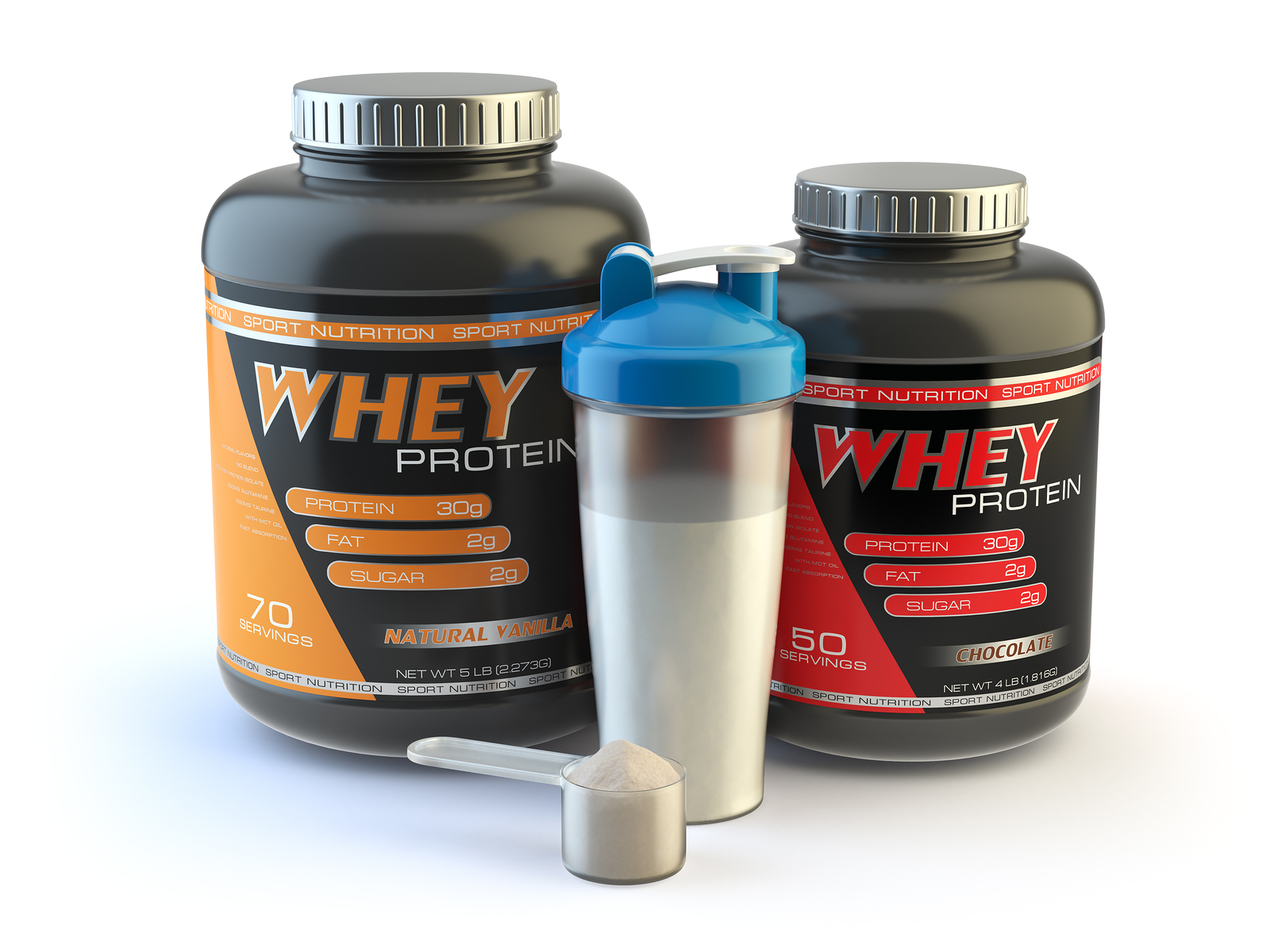 best whey protein powder India