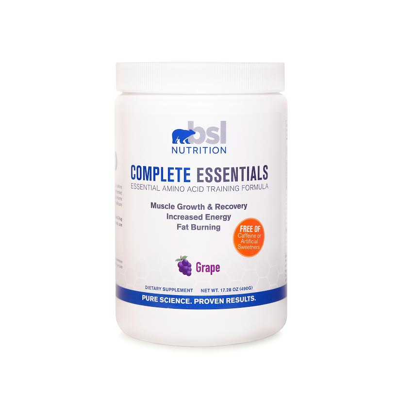 Complete Essentials Essential Amino Acid Training Formula