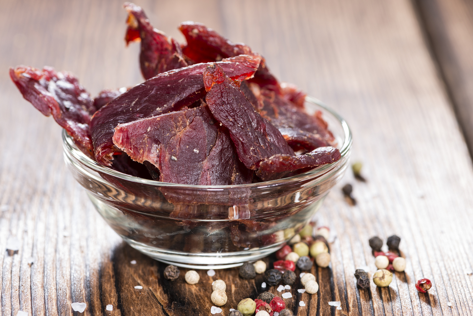 Protein Source #4: Beef Jerky