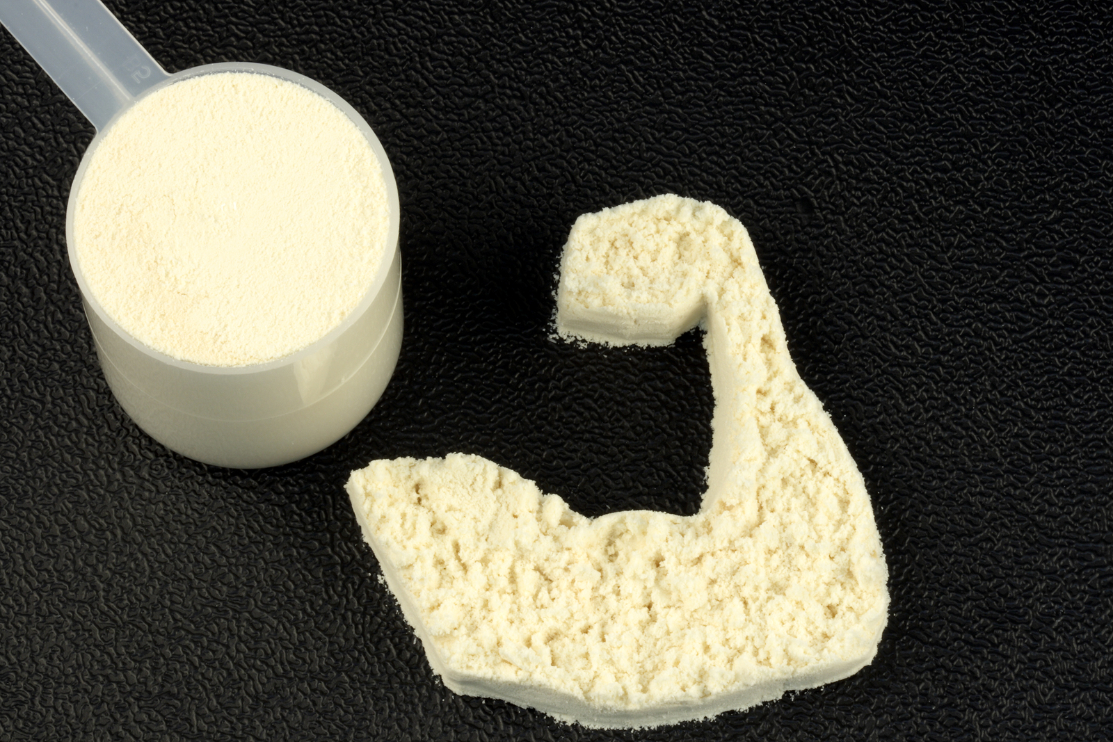 Whey Protein Pro #2: Increased Muscle Protein Synthesis Post-Workout