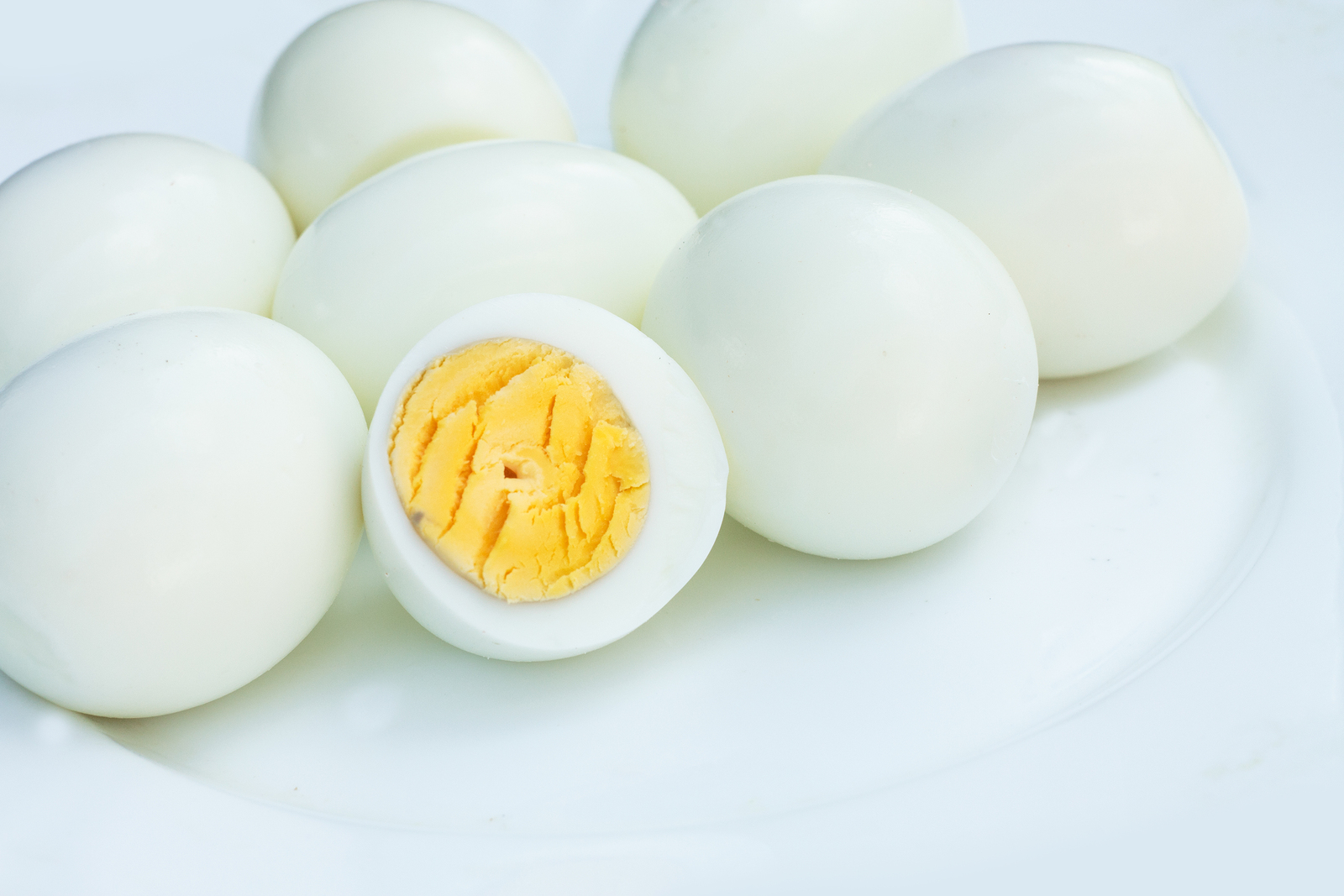 Protein Source #2: Hard-Boiled Eggs